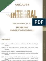 1 - Integral Tertentu