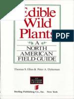 Edible Wild Plants - Elias