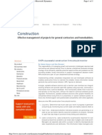9 Kpis Successful Contruction Firms Should Monitor