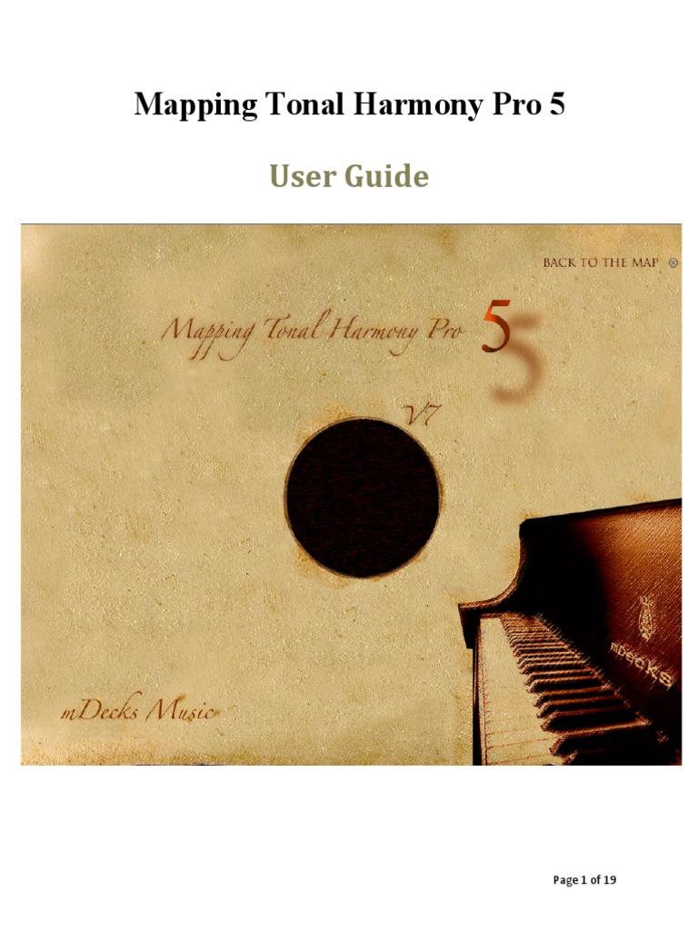 Manual50 Tonal Harmony | Music Theory | Elements Of Music