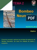 Tema 2 Bombeo Neumatico Primera Parte 29 Agosto 2013