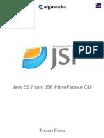 Algaworks eBook Java Ee 7 Com Jsf Primefaces e Cdi 20131224