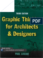Graphic Thinking for Architects & Designers - Maxaw Y.
