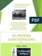 Sistema Lancasteriano