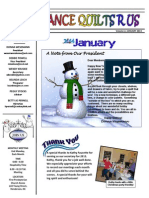 Newsletter JAN 2014