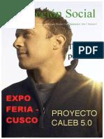 BOLETÍN DE PROYECCIÓN SOCIAL 4