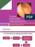 Furunkel ( Otitis Eksterna Sirkumskripta )