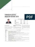 Turkish Plastic Sector 2010
