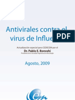 SADI 2009 Antivirales Contra El Virus de Influenza