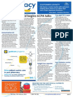 Pharmacy Daily for Thu 27 Feb 2014 - Guild begins 6CPA talks, Pharmacy early AD alert, Mayne makes good, Travel Specials and much more