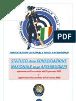 STATUTO CNDA 29-3-09