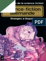 Collectif-[Livre d'or de La SF-20]Science-Fiction Allemande [SF (Nouvelles)]