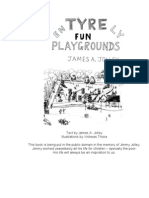 HOW TO MAKE PLAYGROUND USING TYRES
