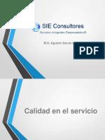 Calidad en El Servicio- (Demic) Ver II