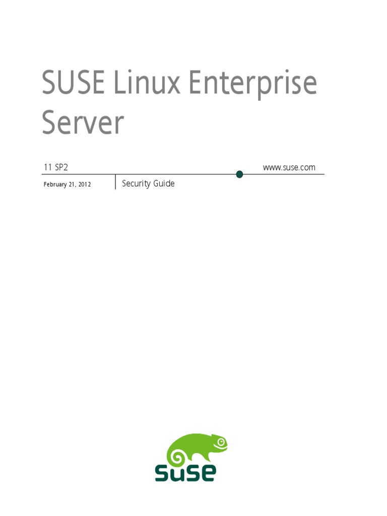 SUSE Linux Enterprise Server Security Guide | Secure Shell | Denial