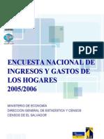 Censo Economico El Salvador Mayo2008