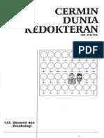 Cdk 133 Obstetri Dan Ginekologi