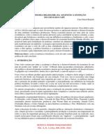 Artigo Café e Economia Brasileira - Publicação Mackenzie