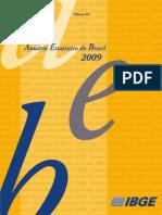AEB2009_Anuáirio Estatístico 2009 IBGE