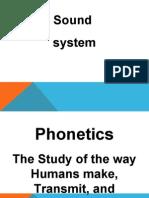 Phonetic Soundsmm
