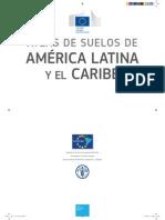 Atlas de Suelo de Latino América y El Caribe
