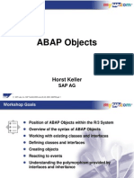 ABAP03 ABAP Objects Workshop Sv En