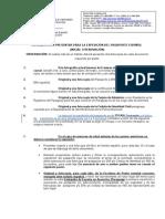 2013-11-12 - DOC. A PRESENTAR PARA EXPEDICIÓN DE PASAPORTE ORDINARIO