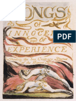 Songs of Innocence and of Experience (Copy B 1789. 1794)