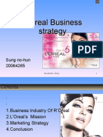 strategic analysis of loreal Consider yourself a strategic management consultant who was selected module 4 case assignment (swot analysis) loreal company (essay conduct a swot analysis.