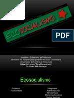 ecosocialismo (DIAPOSITIVA)