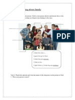 Modern Family Worksheet (1)