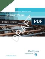 DSheetPiling Verification Report