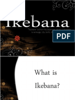 Ikebana(Humanities)