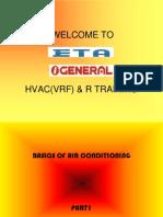 Basics of HVAC & R