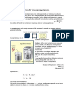 Tema5 - Temperatura y Dilatacion Termica