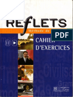 Reflets - Cahier D'Exercices