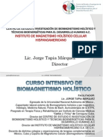 1 Curso Biomagnetismo Sept 2011 Nivel 1