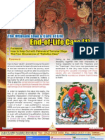 Lake of Lotus (24)- The Ultimate Love & Care of Life- End-Of-Life Care (1)-By Vajra Master Yeshe Thaye and Vajra Master Pema Lhadren-Dudjom Buddhist Association