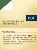 lasproposicionesysuscaractersticas-130523131833-phpapp01