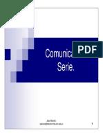 Clase10 Comunicacion Serie