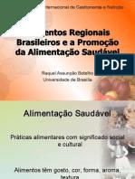 Palestra - Alimentação Regional Saudável