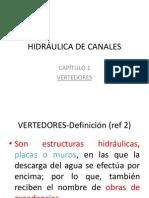 Cap 1 Vertedores (Hc)