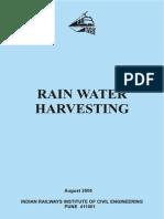 Rain Water Harvesting 1