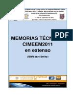 Memorias.cimeem.2011.Vf