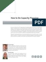 Capacity Plannig