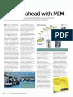 Indo-MIM Engine Technology Feb 14