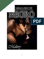 Ana Ma Fernandez - El caballero de Negro.doc