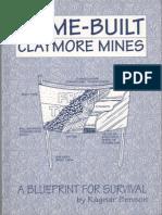 Homebuilt Claymore Mines