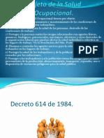 Diapositivas Salud Ocupacional