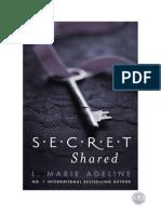 2 - Secret Shared - L. Marie Adeline